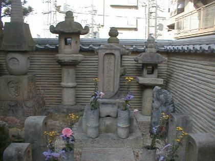 松平忠吉墓所(名古屋市)