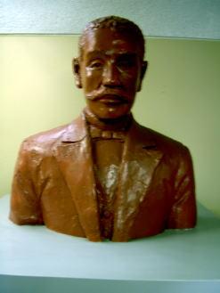 銅像 加藤重三郎