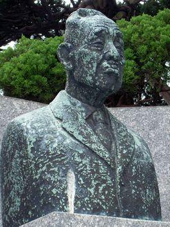 銅像 光田健輔